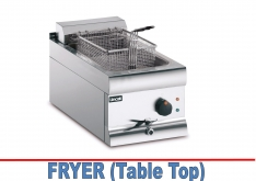 FRYER by Lincat - K.F.Bartlett LtdCatering equipment, refrigeration & air-conditioning